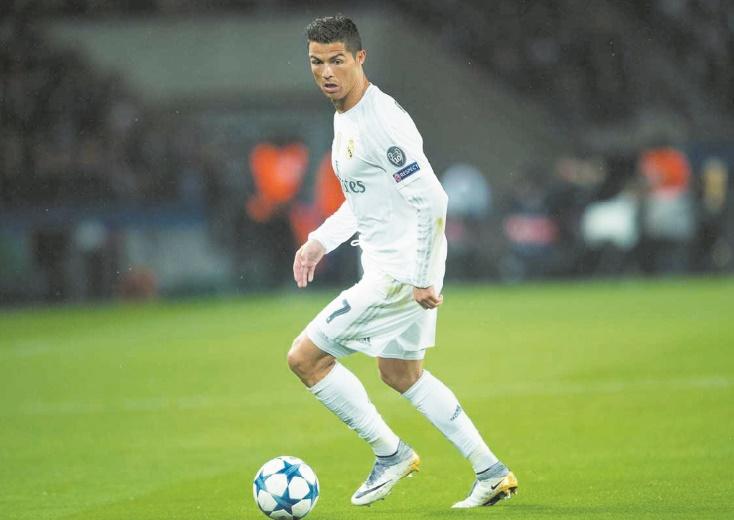 Cristiano Ronaldo, apollon bling-bling à l'ambition dévorante