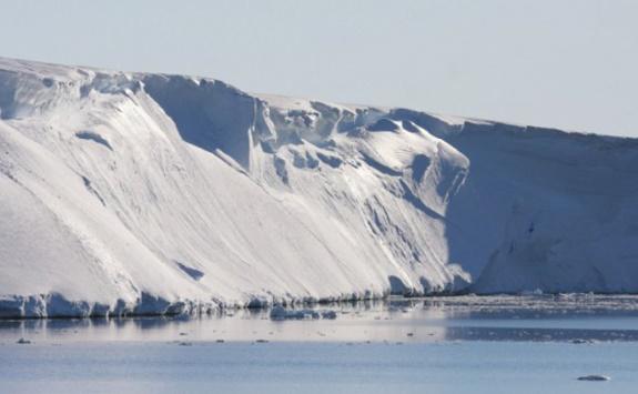 La calotte glaciaire de l'Antarctique Est plus vulnérable que prévu