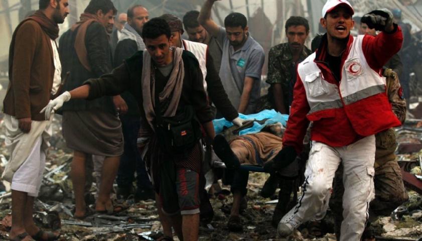 Le Royaume-Uni accusé par les rebelles de crimes de guerre au Yémen