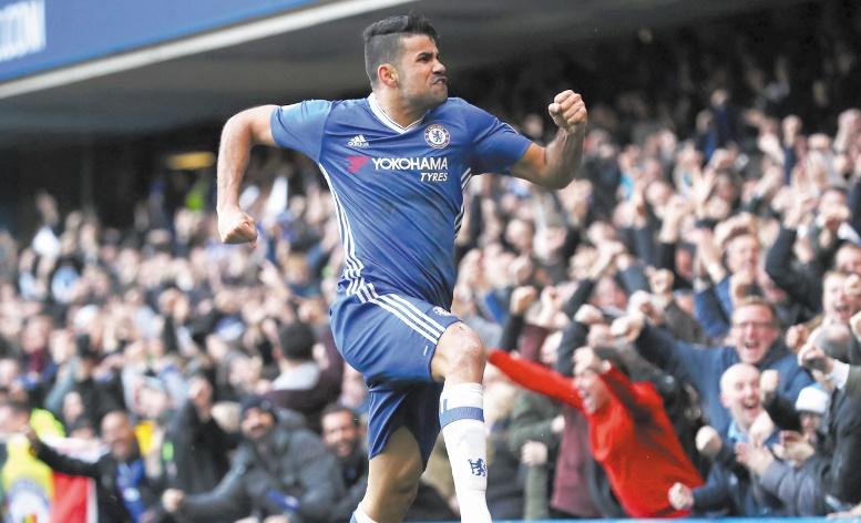 Chelsea profite de la déroute d'Arsenal