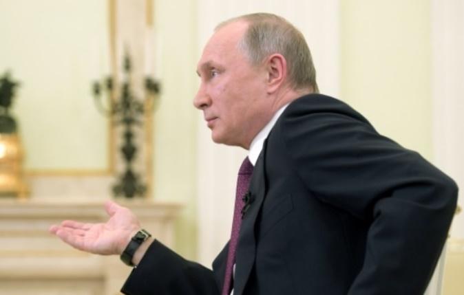 Poutine impliqué dans le piratage des démocrates