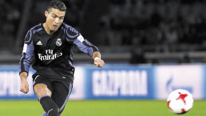 Quand la vidéo bute sur Cristiano Ronaldo