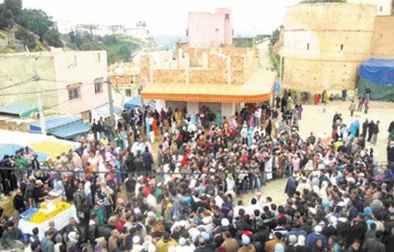Ouverture du Moussem annuel Sidi Ali Ben Hamdouch à Meknès