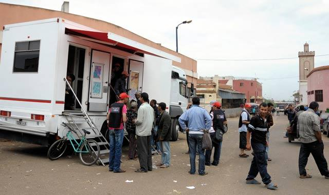 Organisation à Essaouira d'une campagne médicale au profit des migrants
