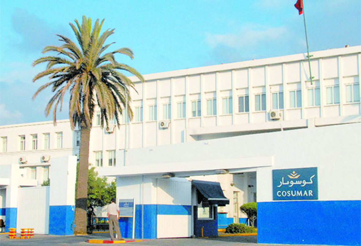 Visa de l'AMMC pour  l'augmentation du capital  de Cosumar par  fusion-absorption de Sucrafor