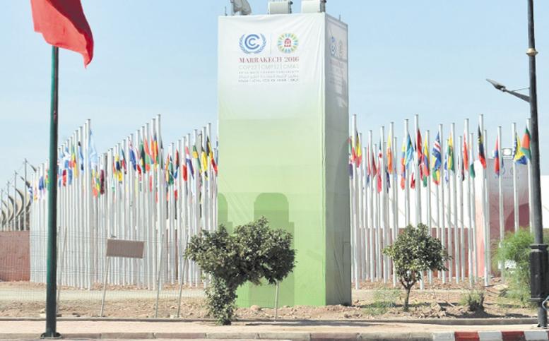 """La COP22 a connu une mobilisation """"très significative"""" de la société civile"""