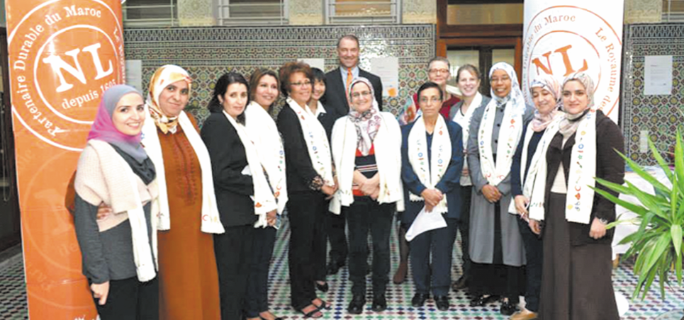 Quatre années de jumelage des associations de sages-femmes marocaines et néerlandaises mises en exergue à Rabat