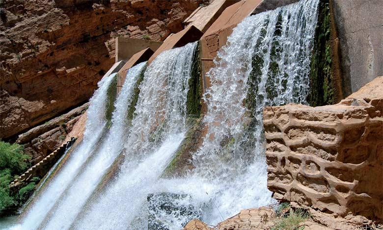 Rétablissement de l'alimentation normale en eau potable à Tétouan