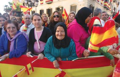 Plus de 20% des étrangers naturalisés espagnols sont marocains