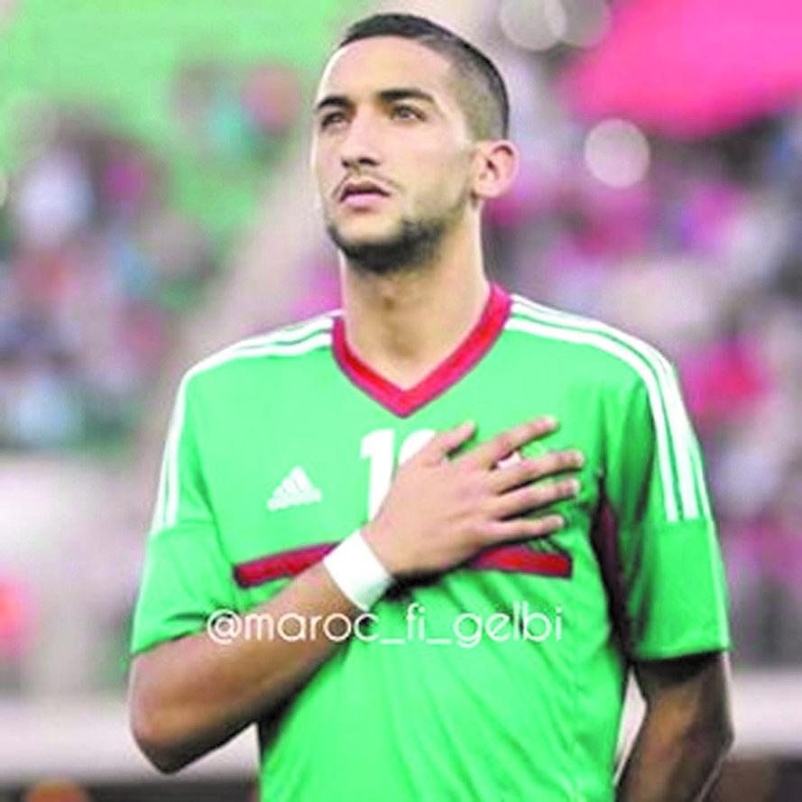 Ziyech : Rien ne pourra jamais  égaler mon amour pour le Maroc