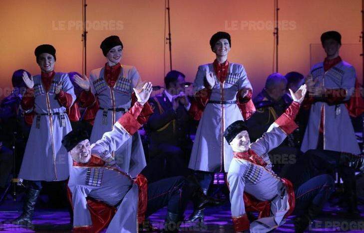 Les Choeurs de l'Armée Rouge, symbole de la Russie au-delà des frontières