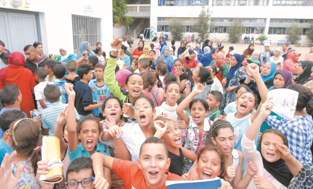 Un front commun pour la défense de l'école publique