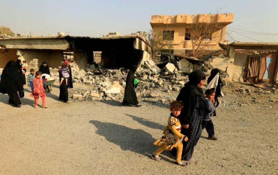 L'EI a exécuté sommairement 13 civils près de Mossoul