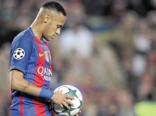 Neymar: Je ne joue pas au football pour gagner le Ballon d'or