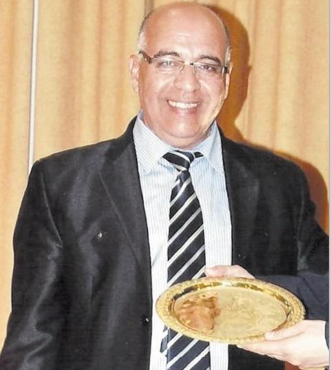 Ahmed Chehnaoui élu secrétaire général adjoint de l'Union arabe d'haltérophilie