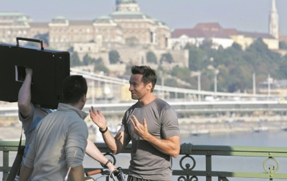 Budapest, nouvelle usine à rêve hollywoodien