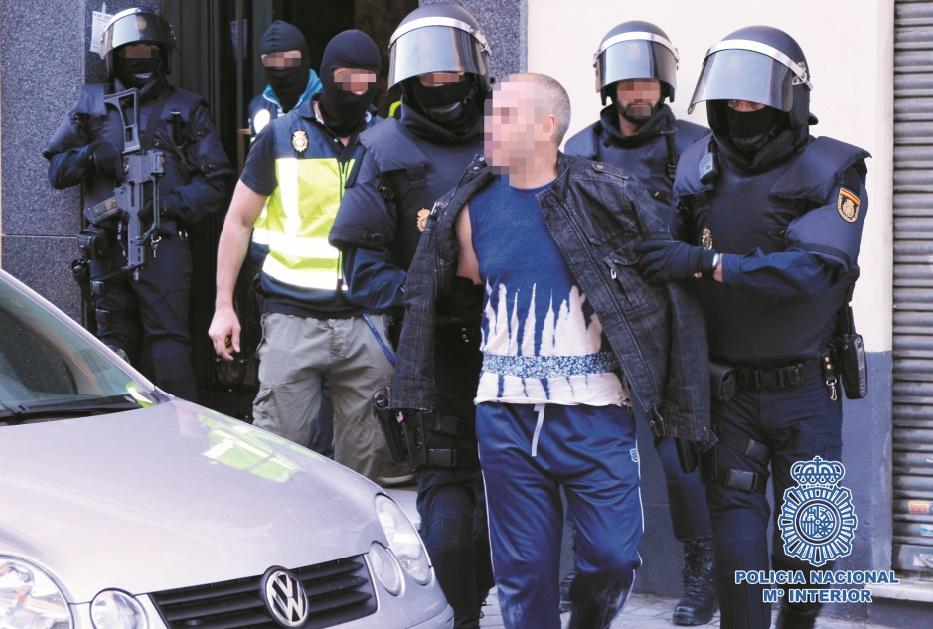 Les jihadistes marocains continuent  de tomber dans les filets de la police espagnole