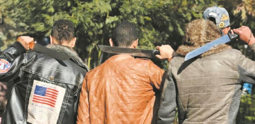 Le ''tcharmil'' vedette de la criminalité au Maroc
