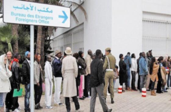 Une nouvelle phase de régularisation des migrants