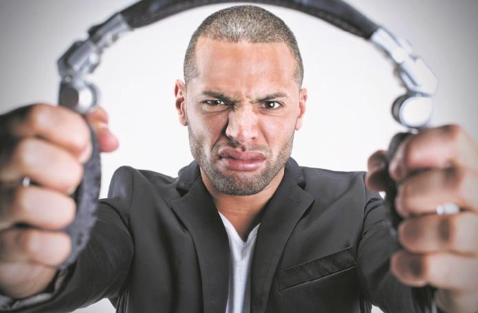 DJ Van Meilleur artiste en Afrique du Nord