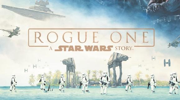 """""""Rogue One"""" conserve la tête du box-office"""