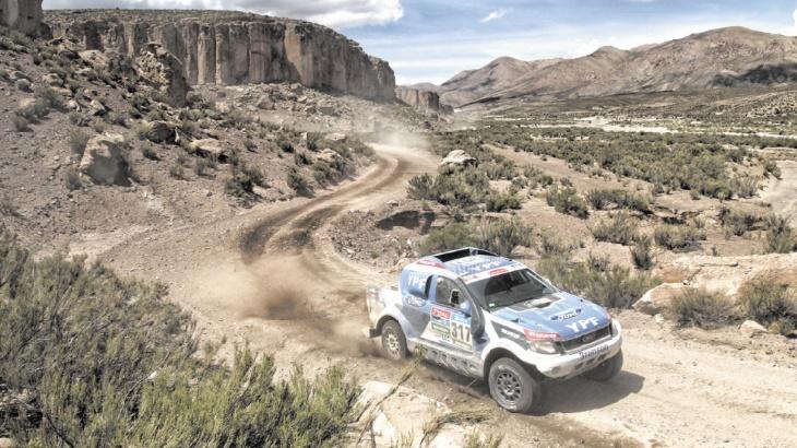Mise en jambe au Paraguay pour le Dakar le plus dur de l'ère sud-américaine