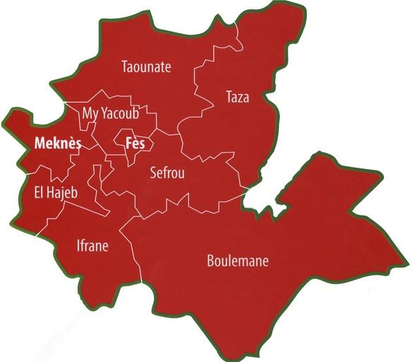 Les clubs d'élite de la région Fès-Meknès entre le marteau et l'enclume