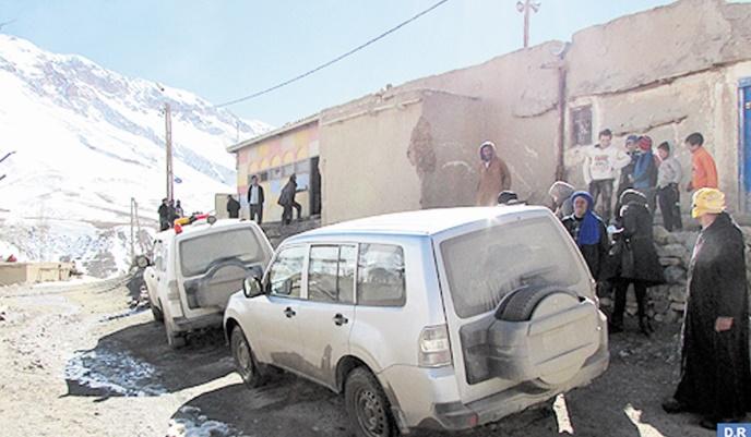 Caravane médico-chirurgicale pluridisciplinaire à Bab Berred