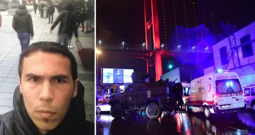 Le profil de l'auteur présumé de l'attentat d'Istanbul se précise
