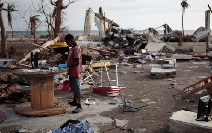Les catastrophes naturelles plus coûteuses mais moins meurtrières en 2016