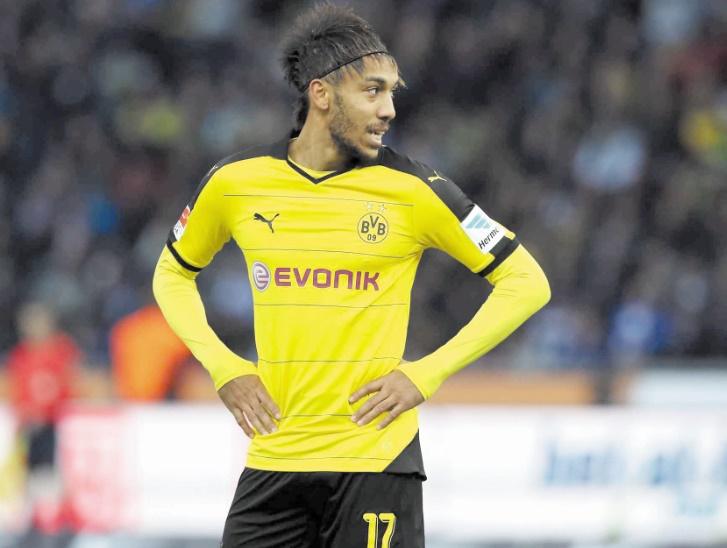 Dortmund dément une offre chinoise pour Aubameyang