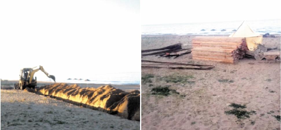 Crimes écologiques à Saïdia, lieu mythique de villégiature