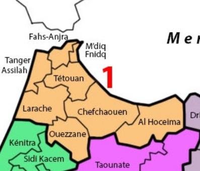 1.200 demandes de régularisation de migrants déposées auprès de la région Tanger-Tétouan-Al Hoceima