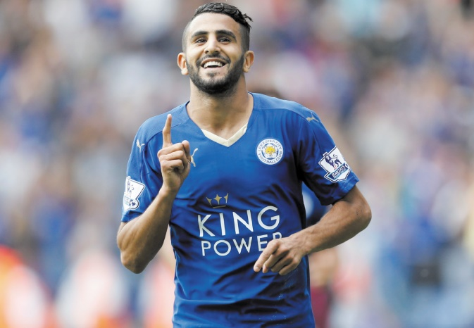 Mahrez décroche le Ballon d'or africain