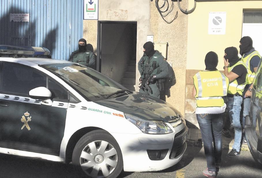 Les services secrets espagnols sur le qui-vive
