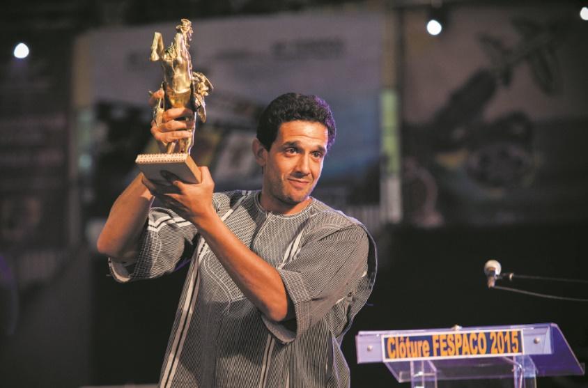 Le Marocain  Hicham Ayouch  a remporté le  Grand Prix du  FESCAPO en 2015
