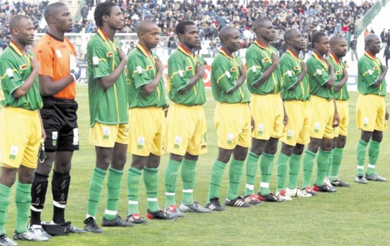 La grogne de la sélection du Zimbabwe