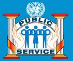 Lancement du Prix des Nations unies pour le service public