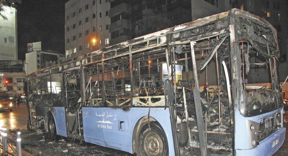 Les bus fous de Casablanca