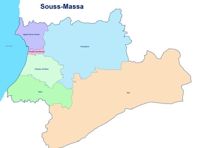Une délégation d'opérateurs agricoles africains visite des projets de la région du Souss