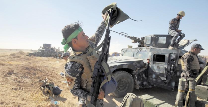 L'armée avance à Mossoul, mais les victimes civiles augmentent