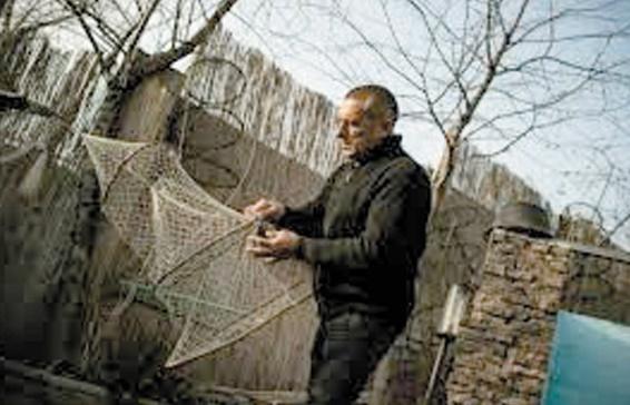 A Belgrade, les suicidaires du Danube ont leur sauveur