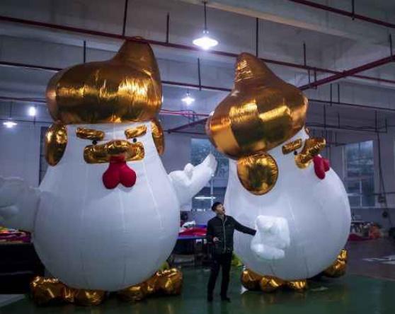 Insolite : Trump fait recette en Chine