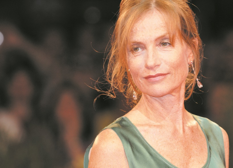 Isabelle Huppert audacieuse au palmarès impressionnant