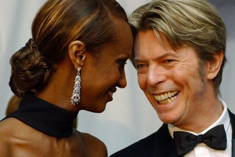 L'hommage d'Iman à David Bowie