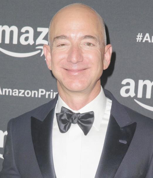 Comment sont-ils devenus milliardaires ? Jeff Bezos