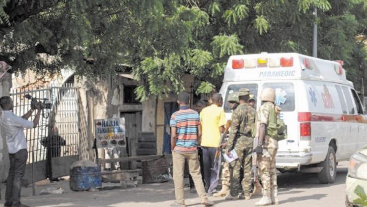 Trois morts dans une attaque suicide au Nigeria