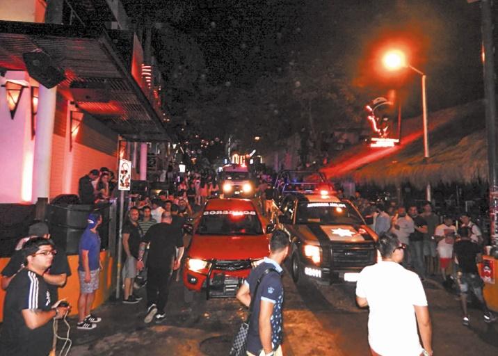5 morts lors d'une fusillade dans une discothèque au Mexique
