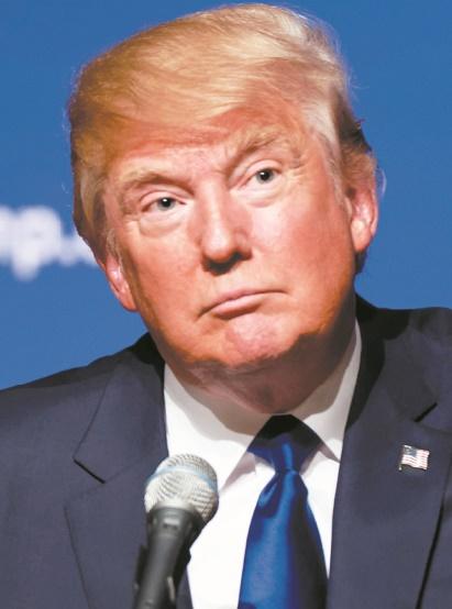 Trump Président improbable, visage d'un populisme triomphant