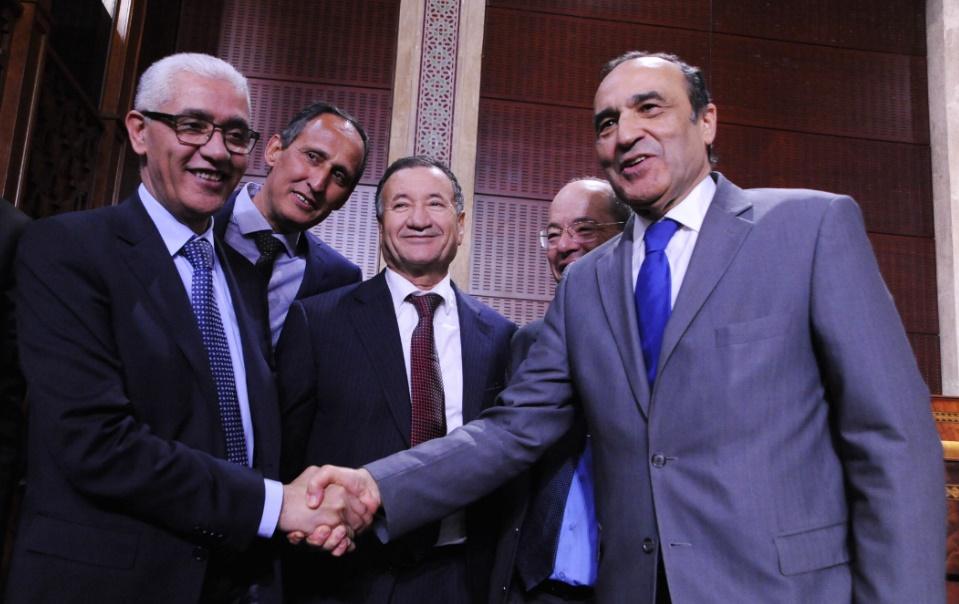 Habib El Malki à la tête de la Chambre des représentants